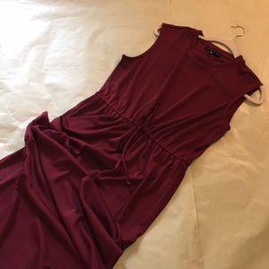 Dynamite Sleeveless Maxi Dress